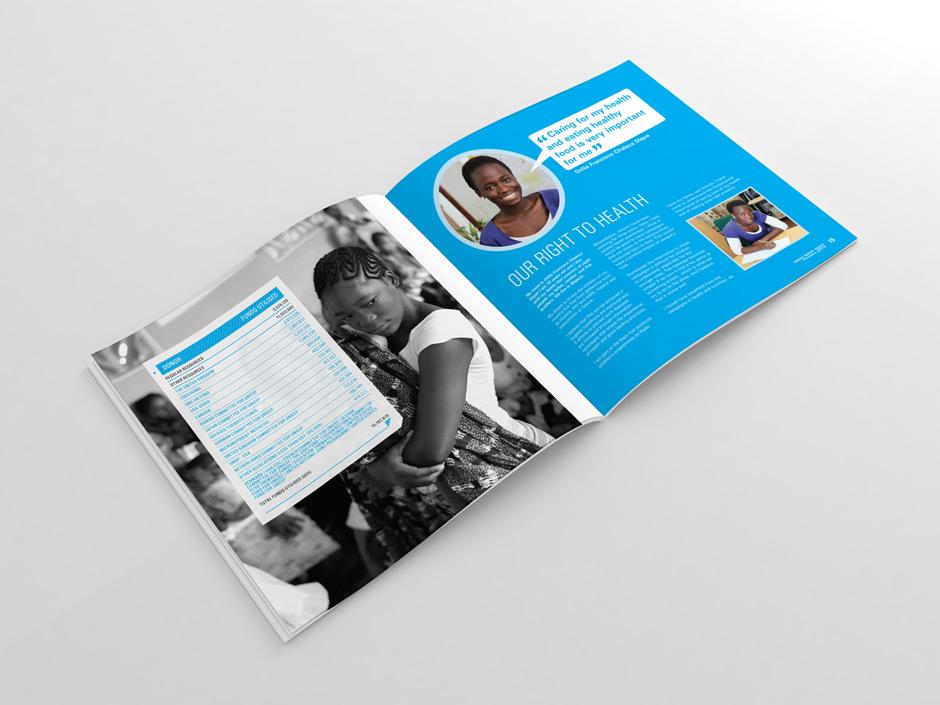 UNICEF annual report