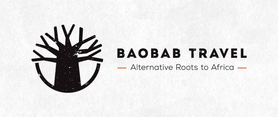 Baobab Travel corporate identity