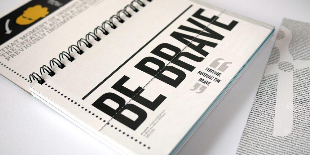 SA Innovation summit branding and book design