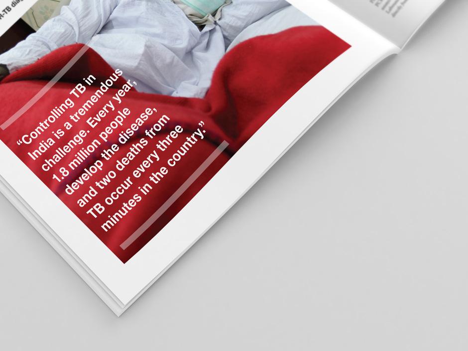 Report design layout