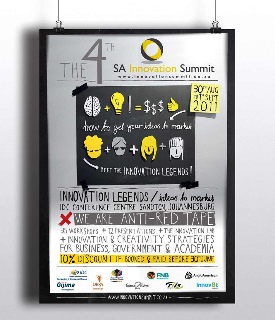 Innovation Summit conference campaign