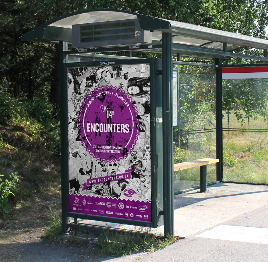 creative direction poster campaign design