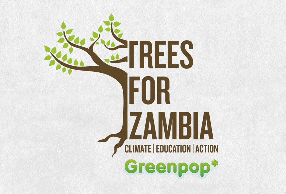 greenpop event branding