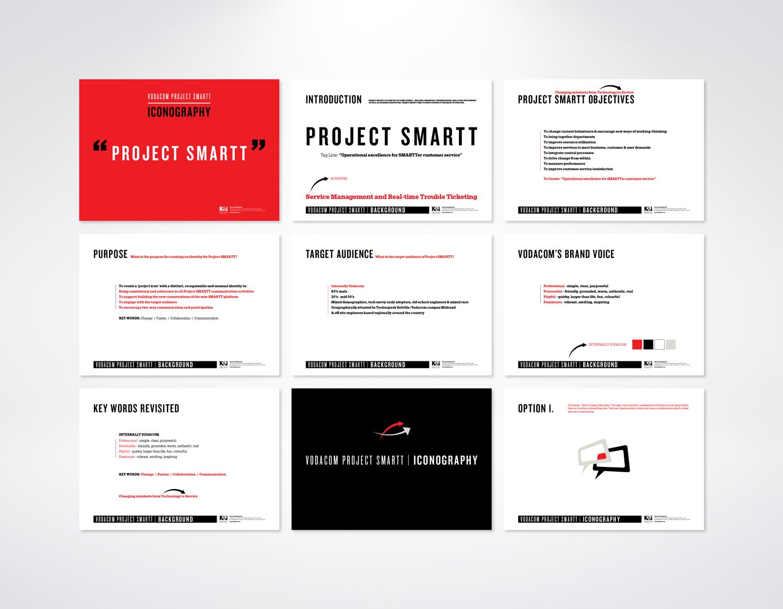 Vodacom Project Smartt