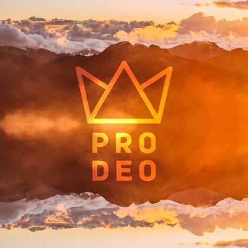 Pro Deo Church logo