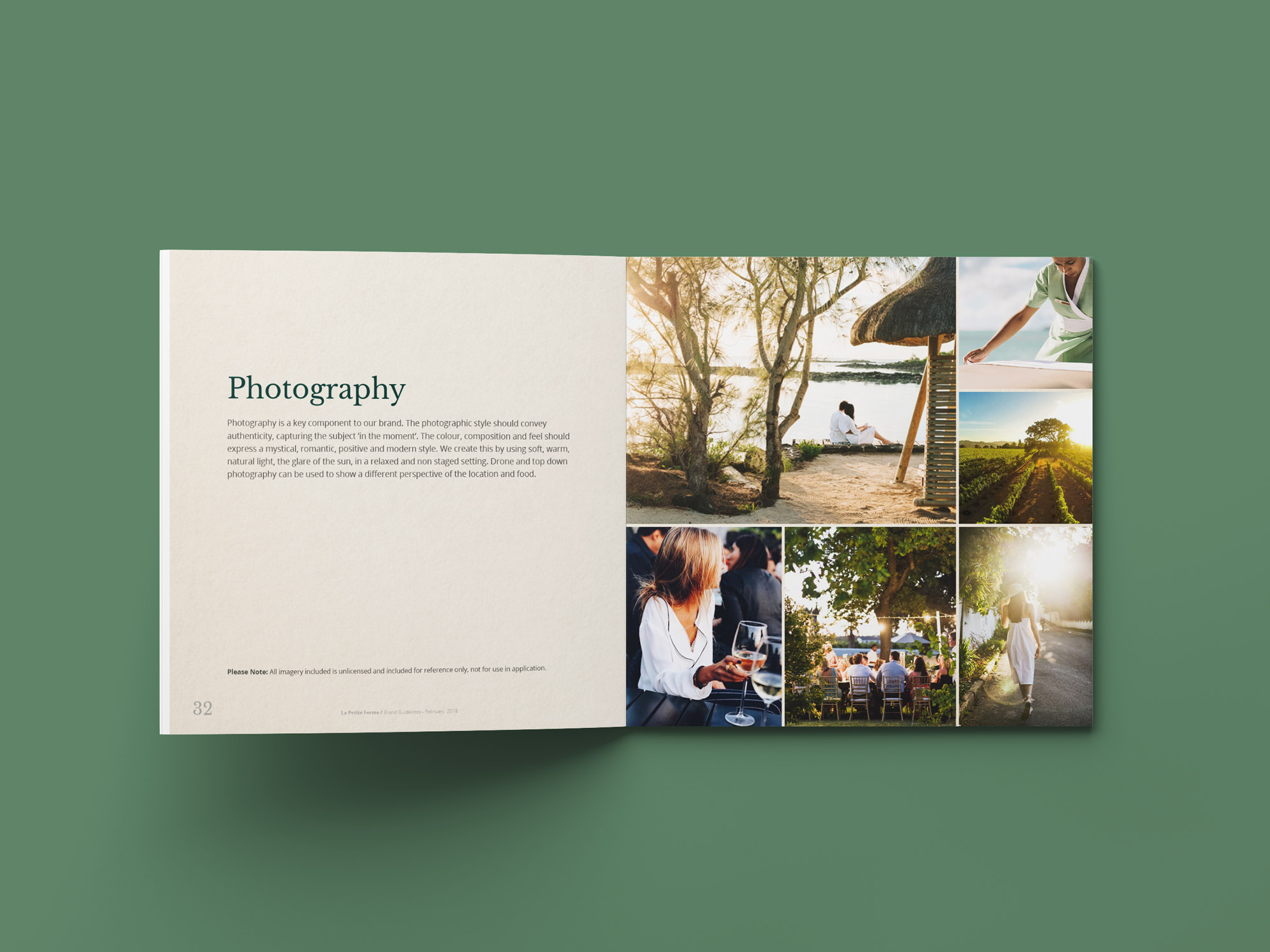 guidelines brand imagery