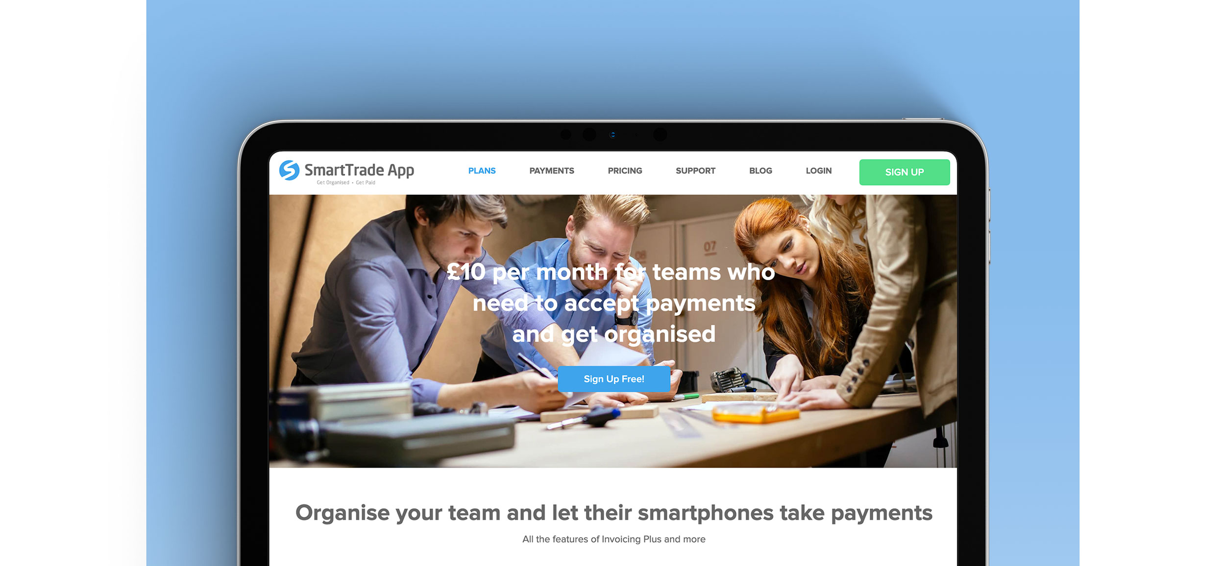 mobile payment software