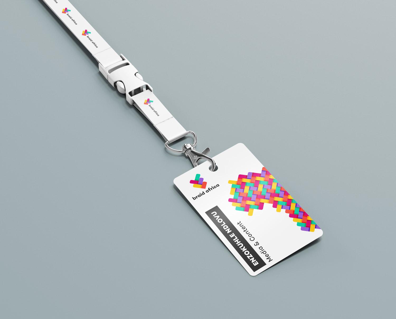 Braid Africa branding