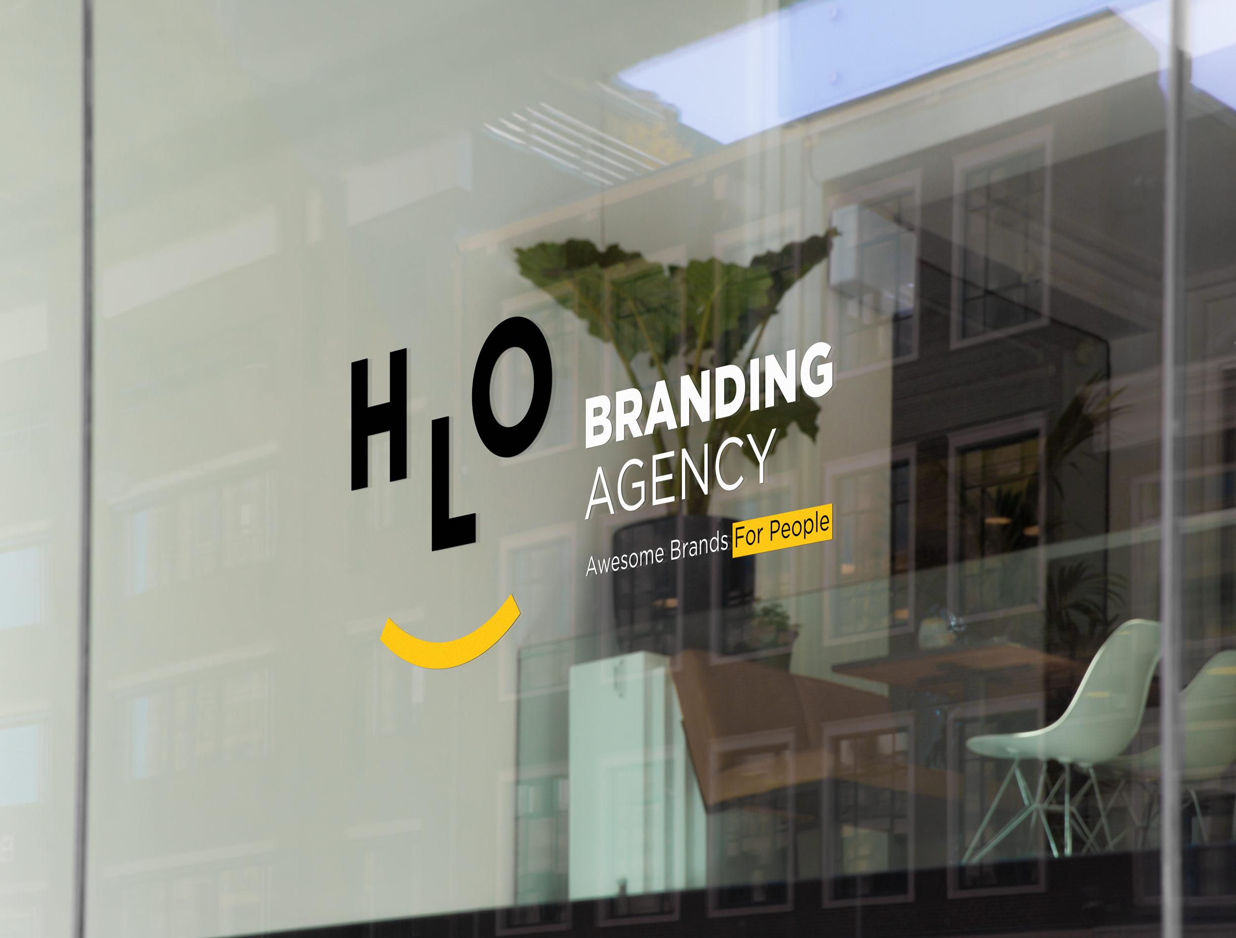 Rebranding a branding agency