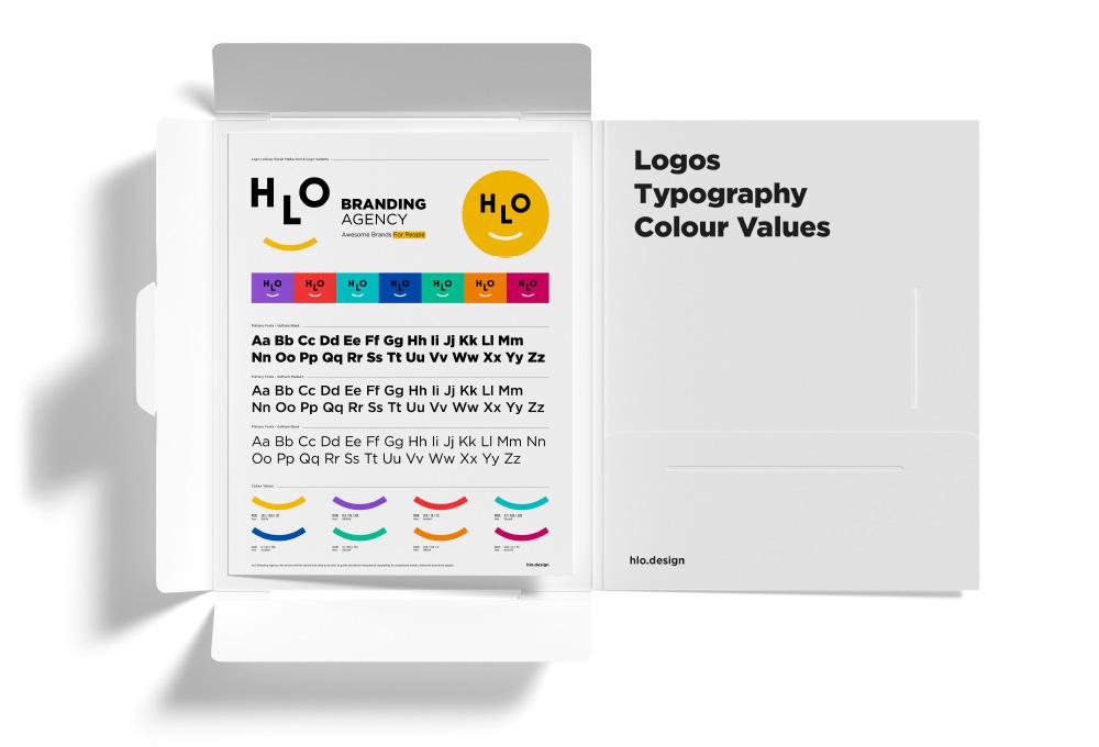 logo design process identity