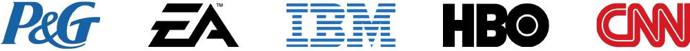 logo lettermark examples