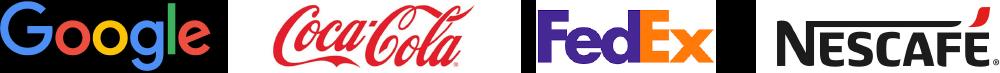 wordmark logo examples