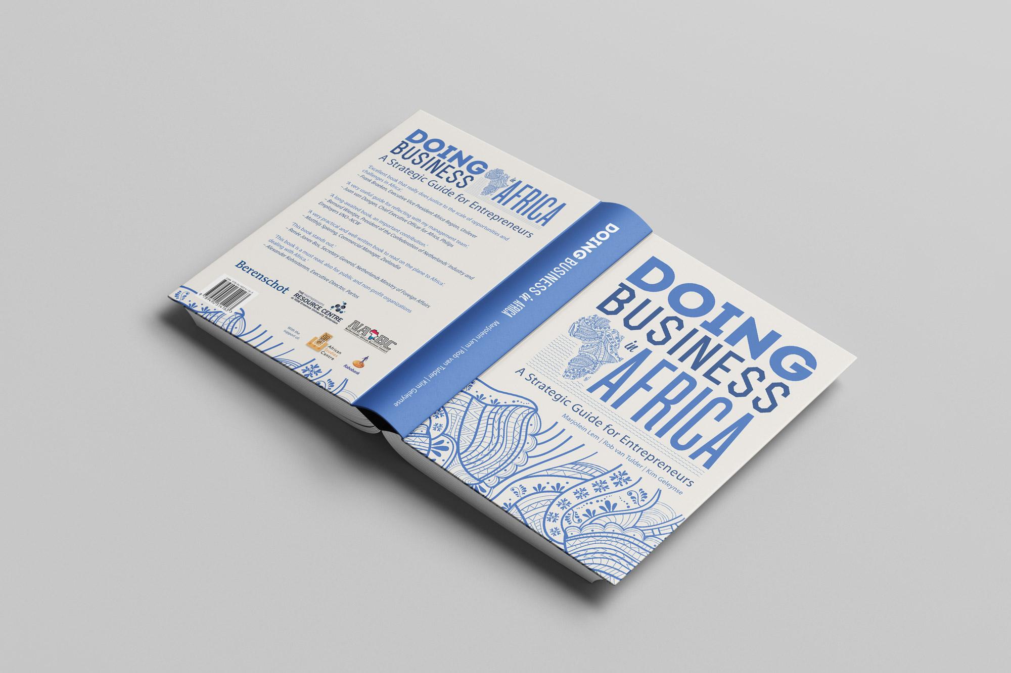 book cover design africa