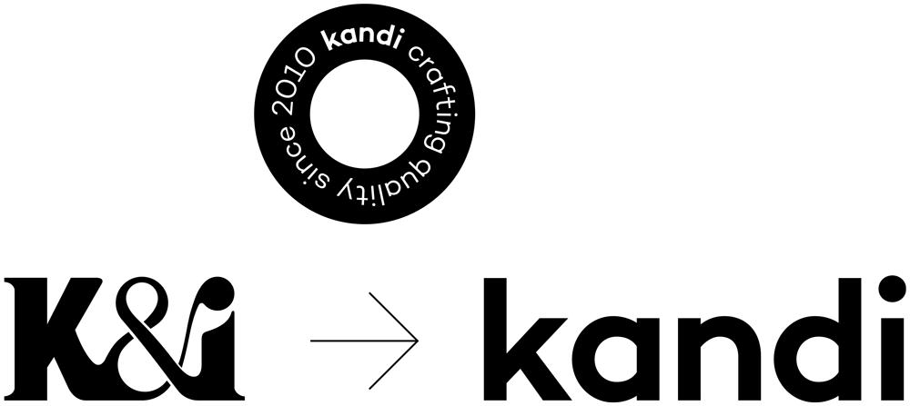 naming. your business brand design K&i Kandi